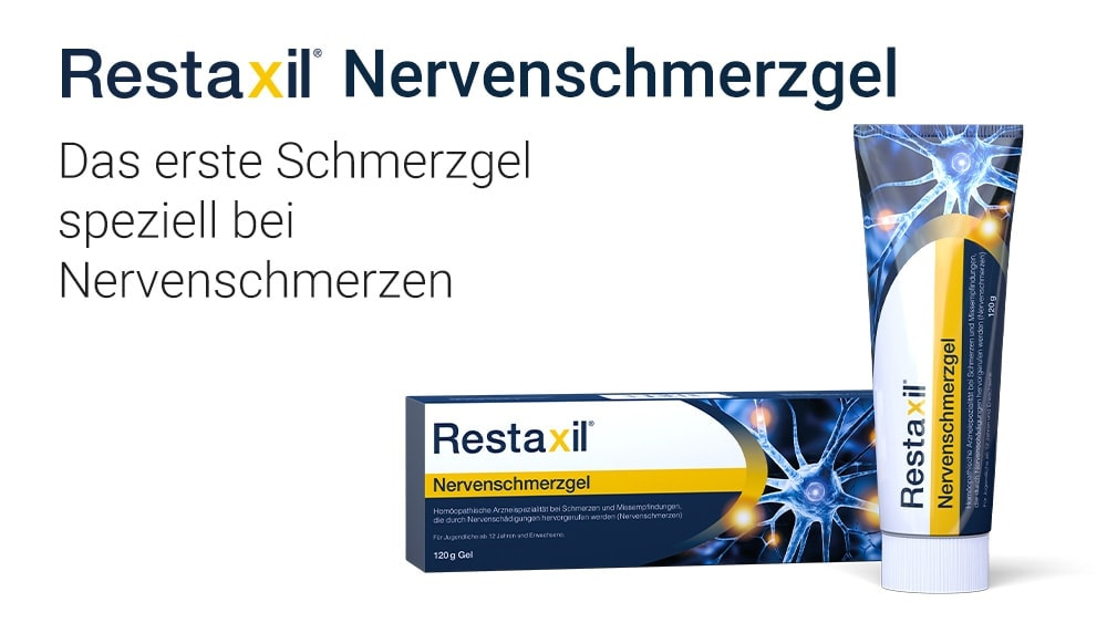 Restaxil Nervenschmerzgel