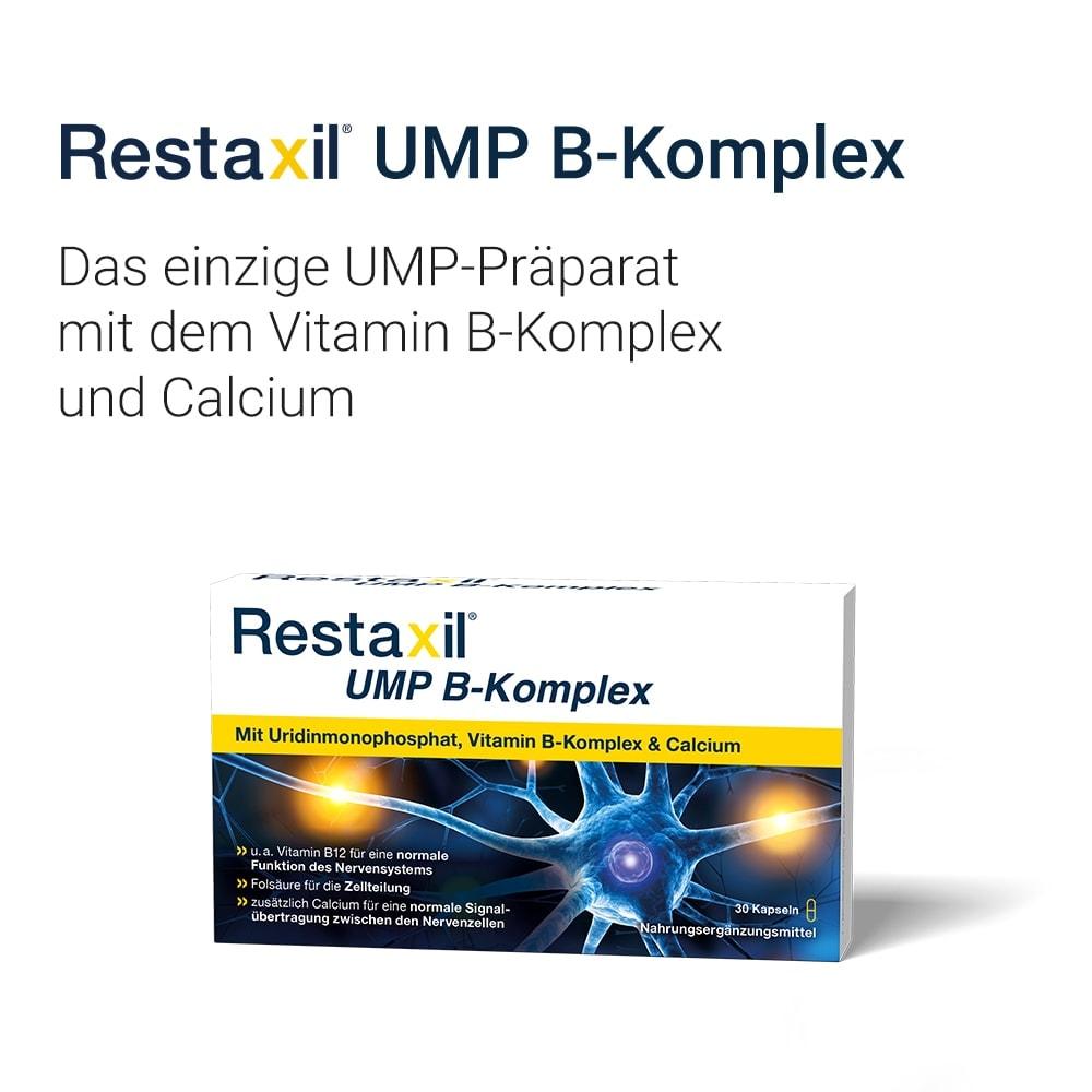 Restaxil UMP-B Komplex Mobile Header